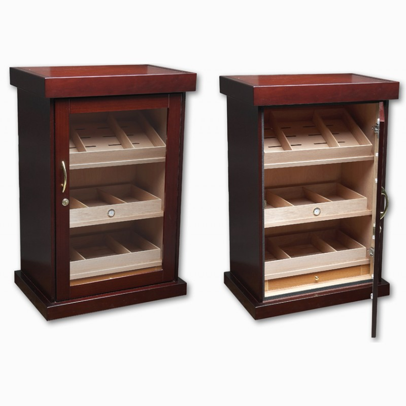 discount cigar humidor cabinets
