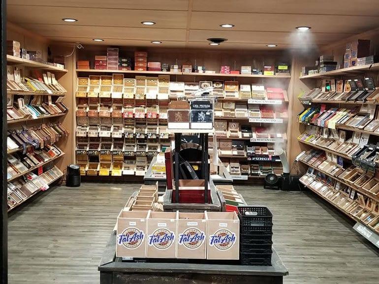 Fat Ash Cigar Lounge