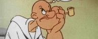 Popeye and his Pipe