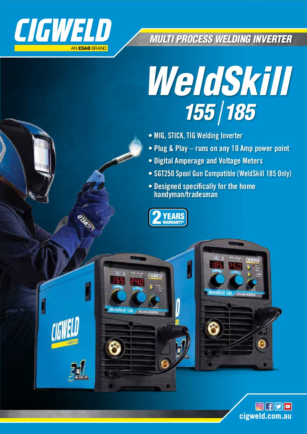 hight resolution of weldskill 185 brochure