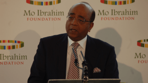 Mo Ibrahim, by Christopher H. Fleming
