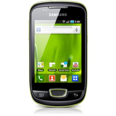 Samsung GT-S5570 Galaxy Mini (Head: 1.03 W/kg – Body: 0.44 W/kg)