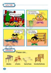 Abaküsment Mental İngilizce Level 1 - Sayfa 43