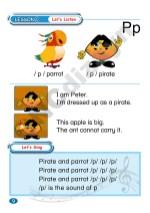 Abaküsment Mental İngilizce Level 1 - Sayfa 9