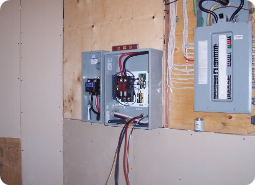 small resolution of here the automatic transfer switch