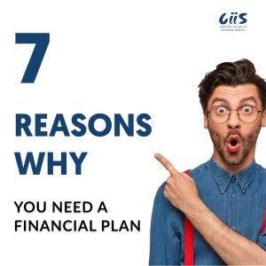 7 Reasons why you need a financial planning.!!
