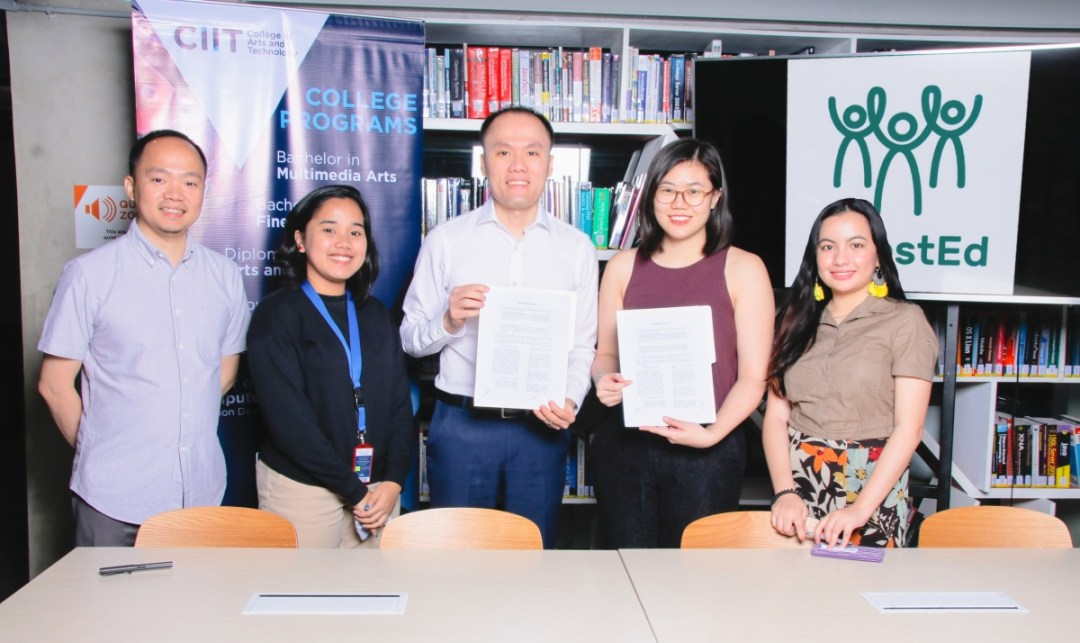 CIIT Philippines Partners with InvestEd For Student Loans