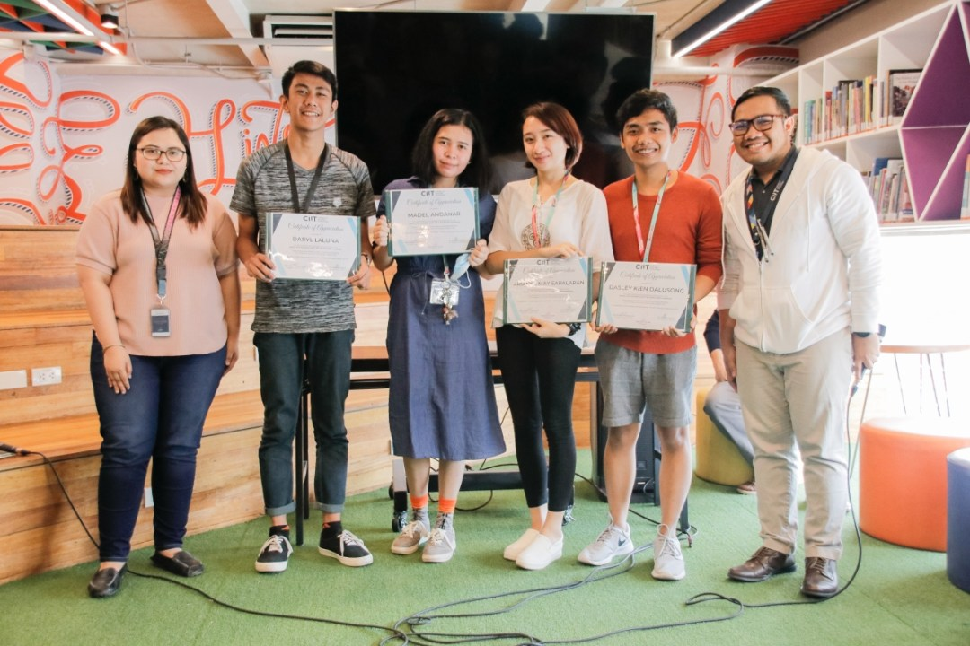 CIIT Arts Week 2019: QCAIT and DPS-PLDT Competition