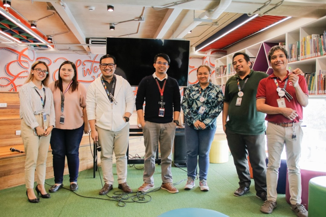 CIIT Arts Week 2019: Arts Department, Student Formation Services and the Student Council