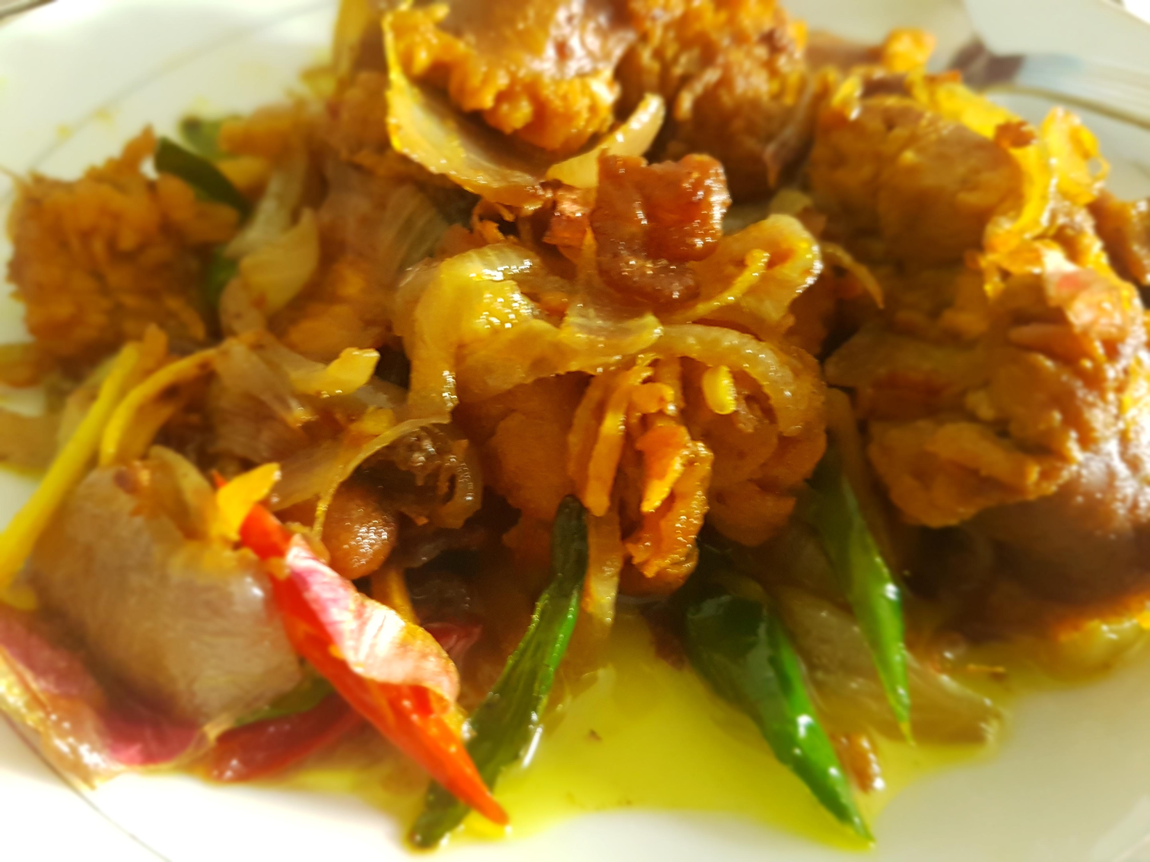 resepi telur ikan goreng mamak Resepi Ikan Bilis Petai Tempoyak Enak dan Mudah