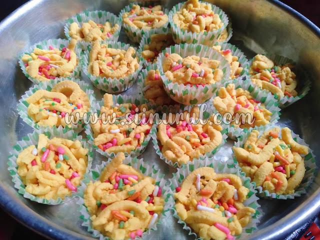 resepi aneka biskut menggunakan sukatan cawan senang  cepat Resepi Biskut Sarang Semut Hanieliza Enak dan Mudah