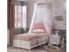 Παιδικό κρεβάτι με αποθηκευτικό χώρο RO-1706 - RO-1706