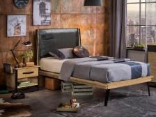 Παιδικό κρεβάτι ημίδιπλο WM-1304 - WM-1304