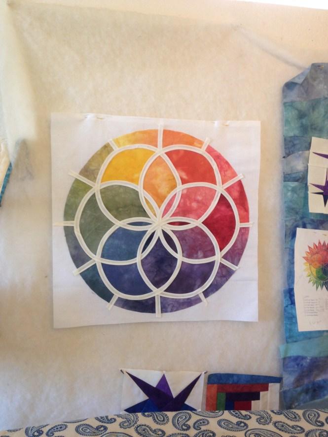 Center Color Wheel