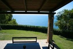 Ferienhaus mit Meerblick