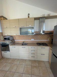 Küche Cilento Ferienhaus