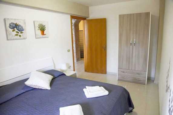 Doppelschlafzimmer Casa Lavanda - cilentoferien