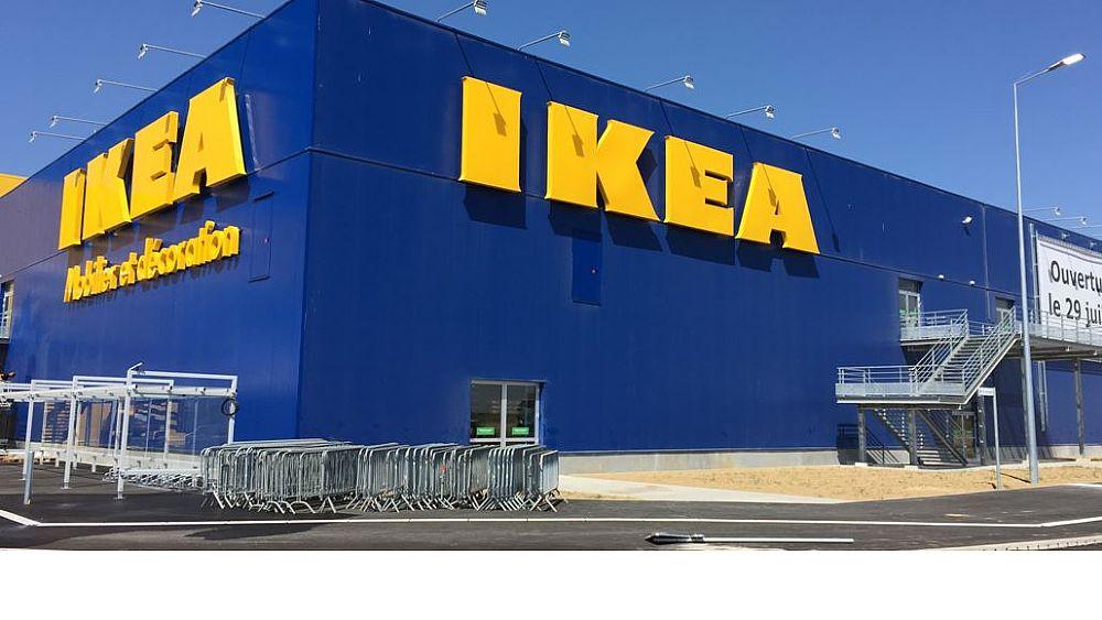 Ikea Salerno E Telefono Donna Insieme Perunagiustacasa