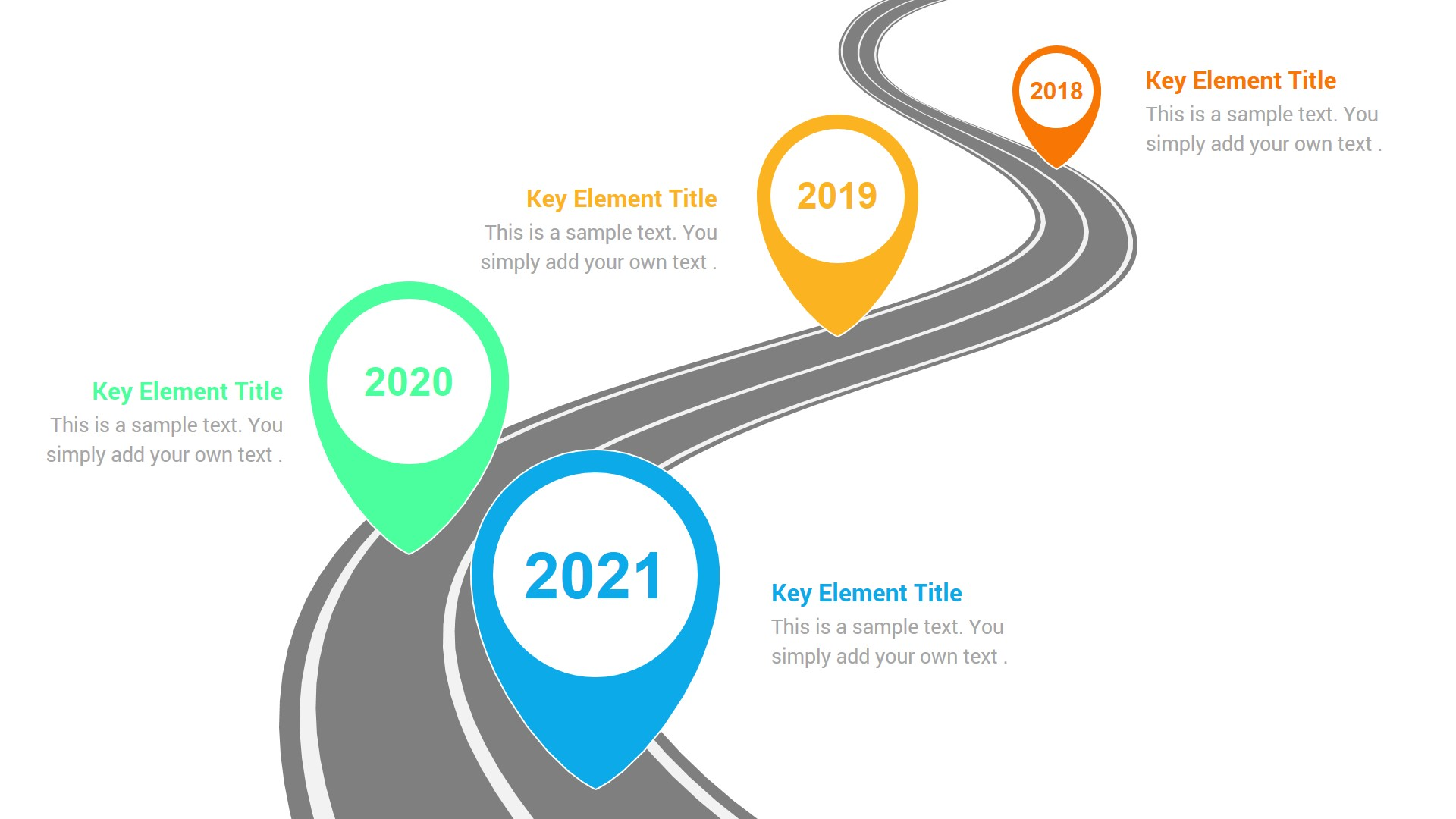 The template is really creative and the audience will be completely engaged. 25 Fully Editable Timeline Infographics Powerpoint Ppt Presentation Templates Ciloart