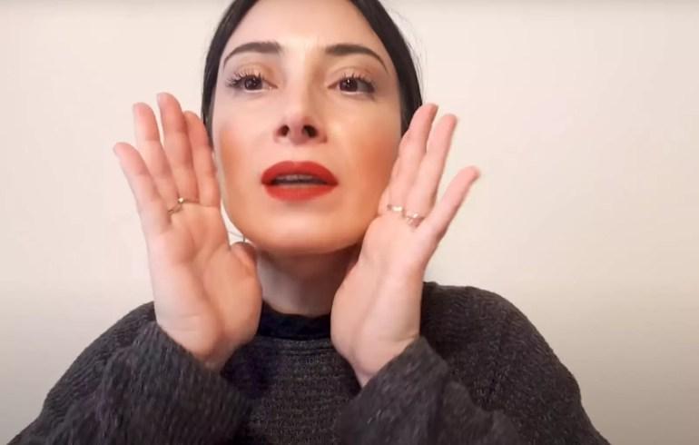 Yüz Yogası ile Botoks Etkisi 2
