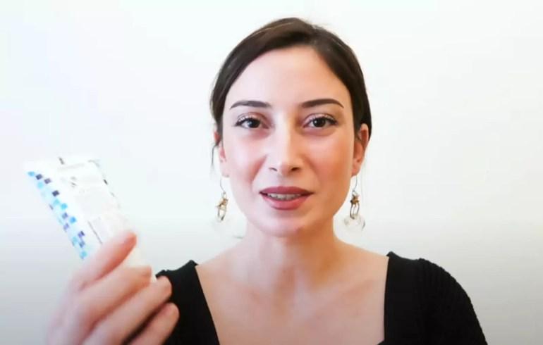 Kırmızı Sivilce İzlerimi Geçiren Krem   Acnecinamide Sensitive Gel