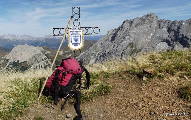 Monte Ombladet (2255m)
