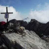 Monte Avanza (2489m)