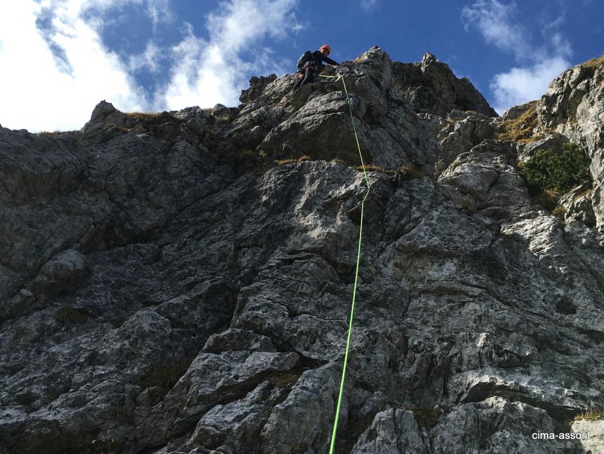L'incontro e la montagna