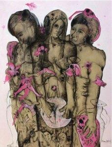 Œuvre de Wissem Ben Hassine