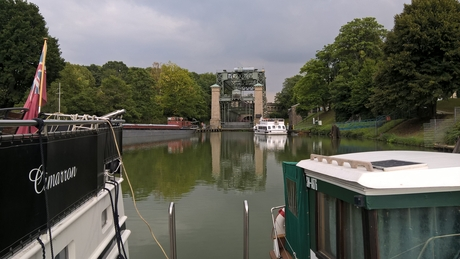 Henrichenburg Barge Lift