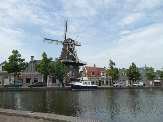 Meppel windmill, Netherlands