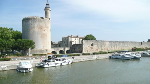 Aigues Mortes, France