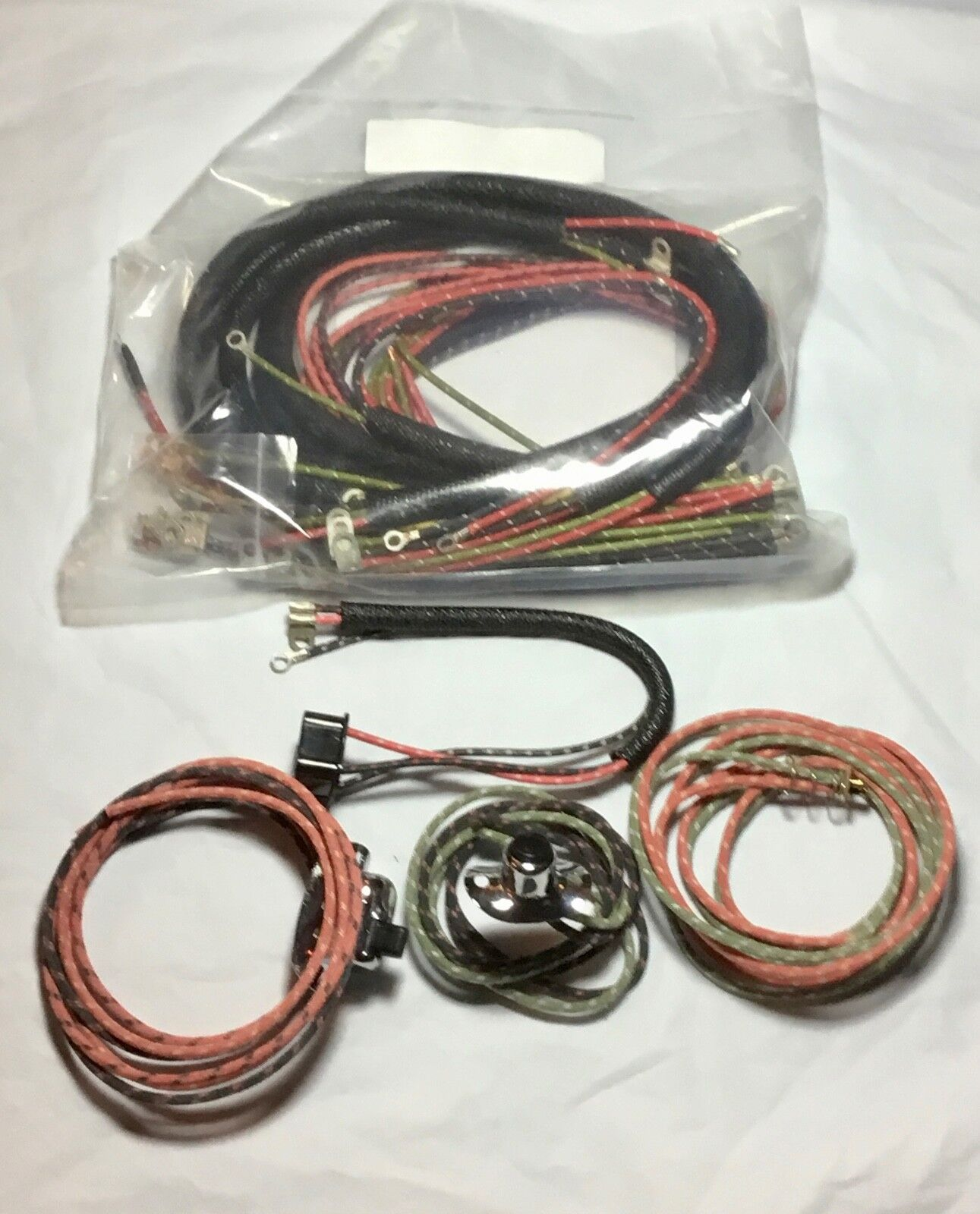 Wiring Harness Job Description