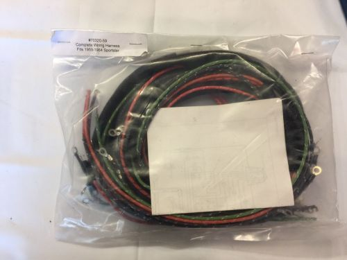 small resolution of harley 7032059 sportster xlh wiring harness kit 195964 free usa shipping