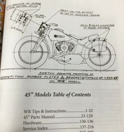 harley wl wr servicar service parts tuning manual 1937up  [ 1200 x 1600 Pixel ]