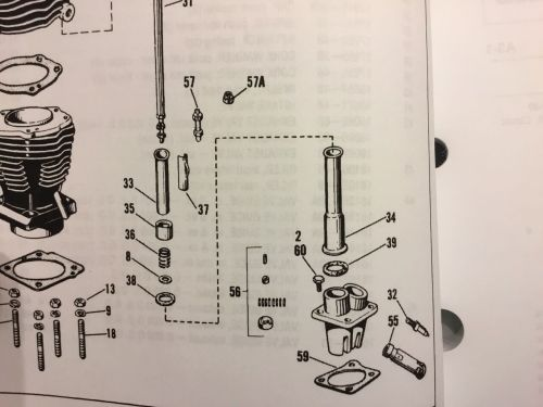small resolution of harley engine diagram lifters