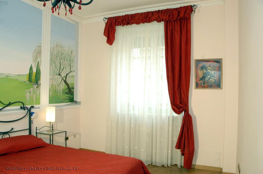 Mantovane per tende tende con mantovane Torino  Cima