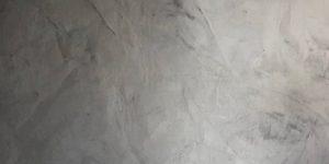 Micro-Ciment métallisé au titane