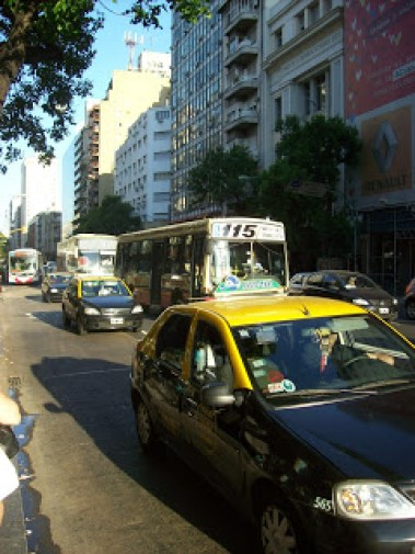 traffic buenos aires