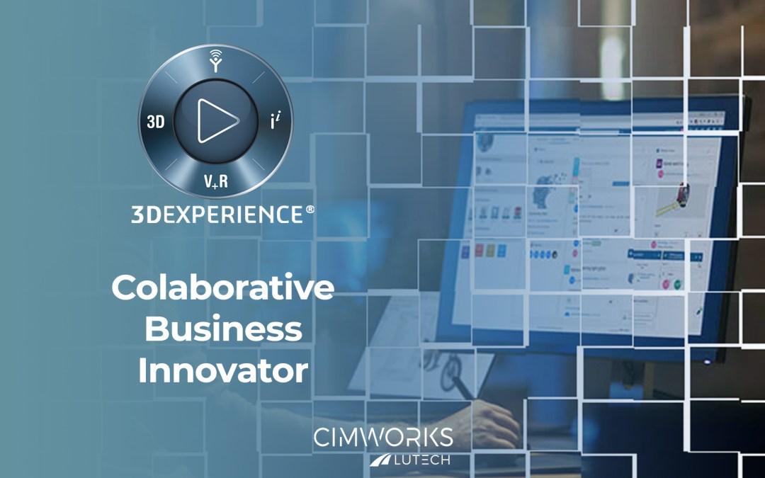 Facilita el trabajo en equipo con 3DEXPERIENCE Collaborative Business Innovator