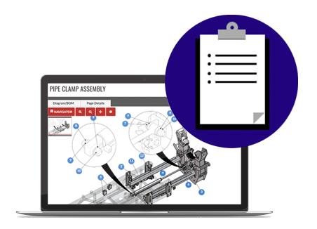 Documoto Storefront, tienda online de recambios para fabricantes de maquinaria y bienes de equipo