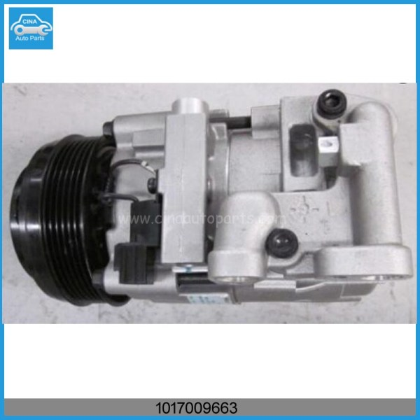 1017009663 GX7汉拿压缩机 - geely gx7 AIR COMPRESSOR OEM 1017009663