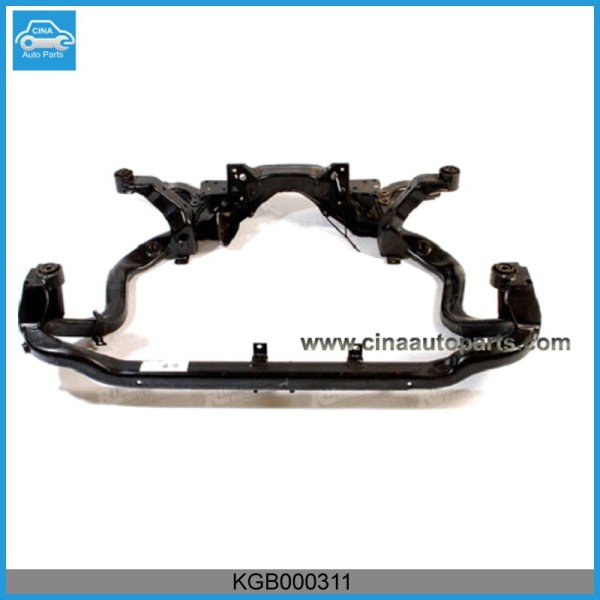 KGB000311 - front subframe assy for rover 75 ,mg zt,mg 7