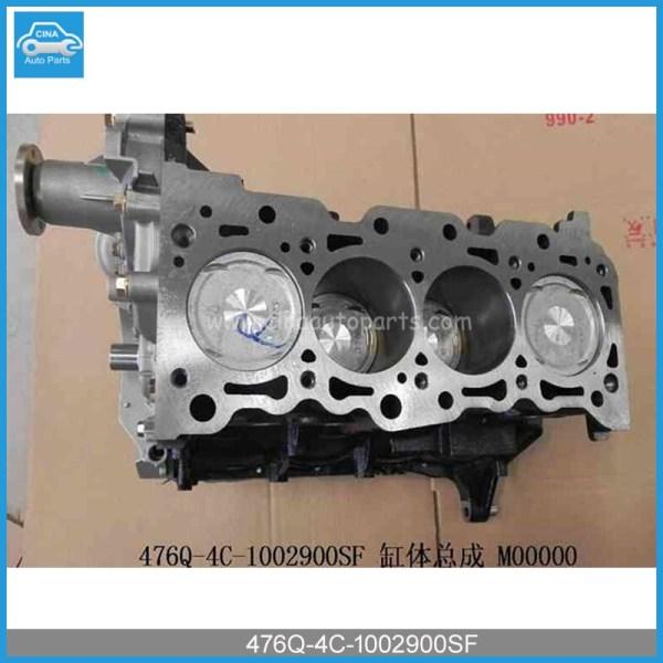 476Q 4C 1002900SF - byd f3 Cylinder body Assy OEM 476Q-4C-1002900SF