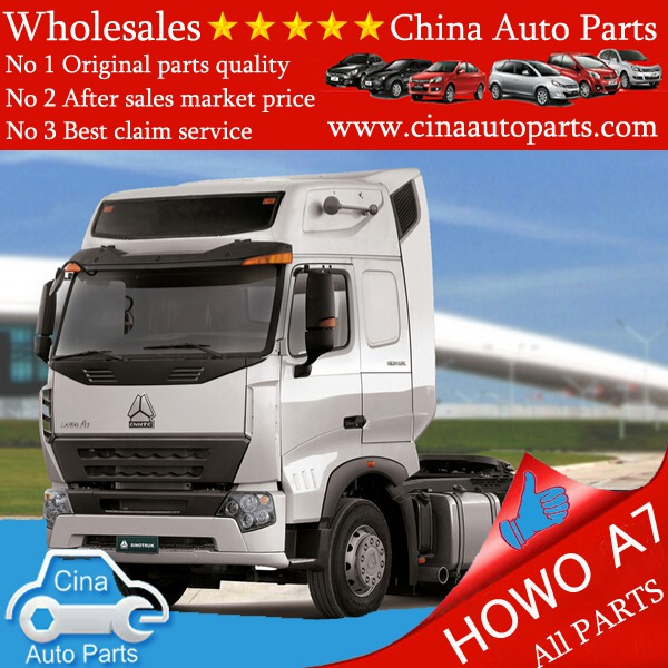 HOWO A7 PARTS - Sinotruk howo a7 parts wholesales