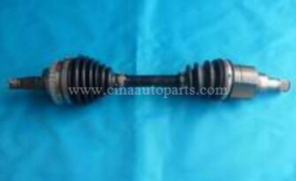 LAL2203100 - lifan 520 left drive shaft Assembly LAL2203100