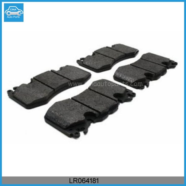 LR064181 - Land Rover LR064181 Front Brake Pad Kit For Supercharged Range Rover Sport