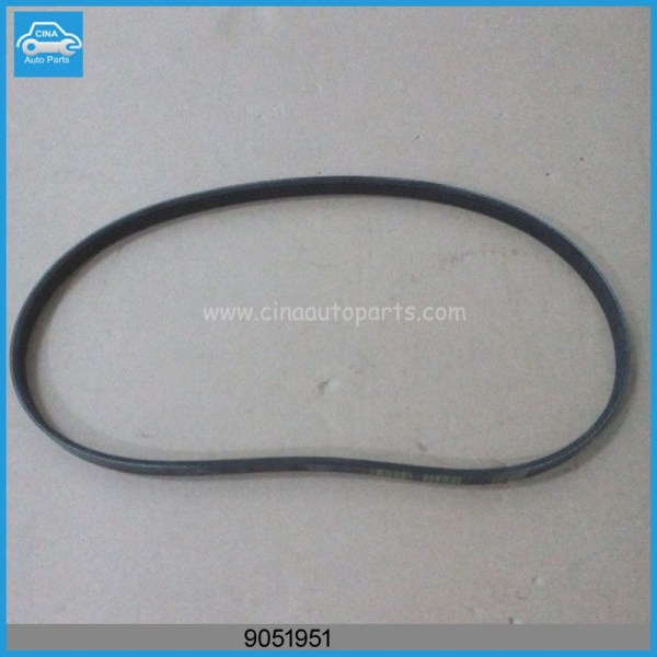 9051951 - Air Conditioning Power Steering Belt 9051951