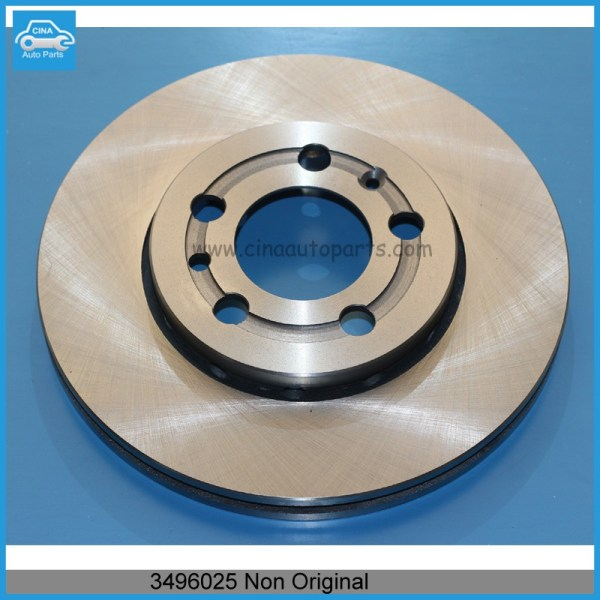 3496025 front disc Non original - brilliance H330 front vent brake disc OEM 3496025 3110463