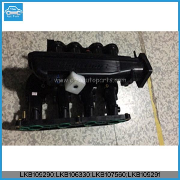 LKB109291 - MG Rover 1.8L/1.4L Complete inlet manifold Assembly,LKB109291,LKB106330,LKB107560,LKB109290